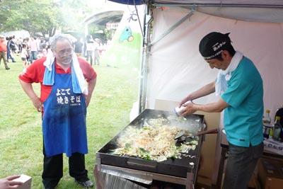 小坂町アカシヤ祭り