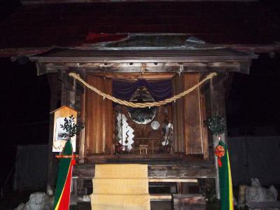 稲荷神社本殿遷座祭(8)