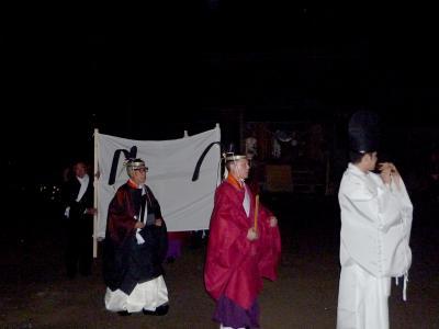 稲荷神社本殿遷座祭(6)
