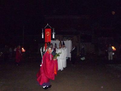 稲荷神社本殿遷座祭(4)