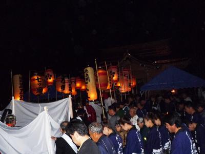 稲荷神社本殿遷座祭(7)