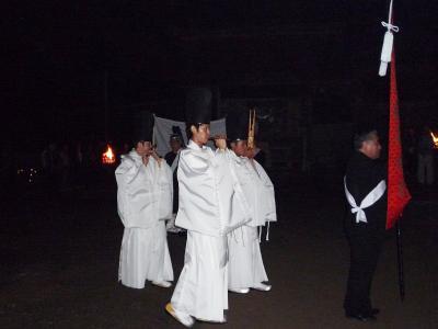 稲荷神社本殿遷座祭(5)
